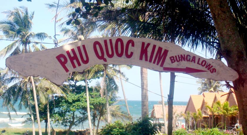 Phu Quoc Kim - Bungalow On The Beach - Hotel Entrance