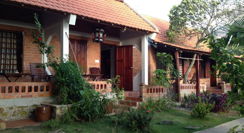 Phu Quoc Kim - Bungalow On The Beach - Bungalow