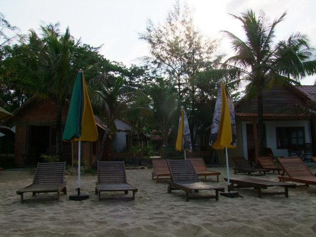 Phu Quoc Kim - Bungalow On The Beach