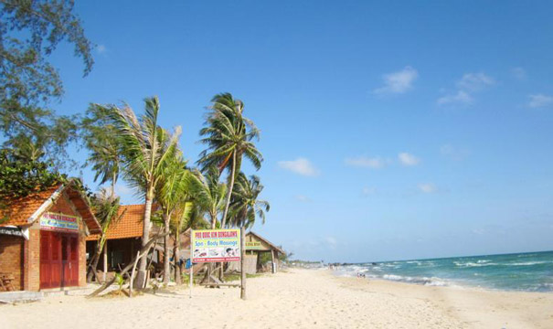 Phu Quoc Kim Bungalow On The Beach Best 3 Star Hotel